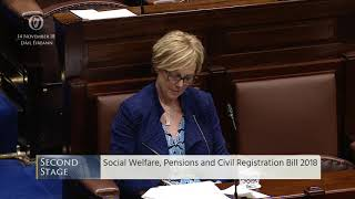 Deputy Michael Collins - Government Business - 14.11.2018
