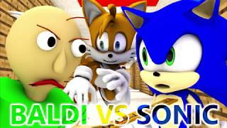 Sonic EXE as Sanic Characters - Angry Sonic