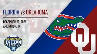 OU Highlights vs Florida (Cotton Bowl)