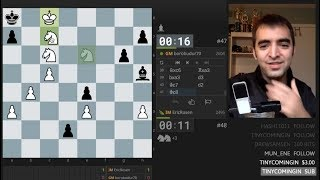 Lichess Titled Arena 7   Beating Carlsen... Staying Calm... Getting Tilted