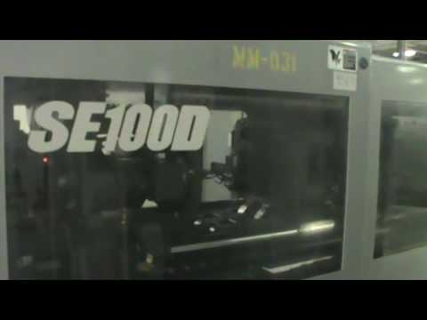110 Ton, 1.5 oz. SUMITOMO All-Electric (Item 9567)