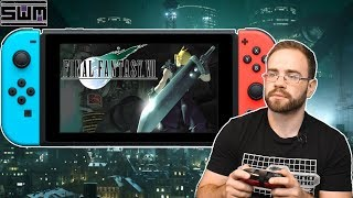 Final Fantasy VII Has Finally Come To A Nintendo Console