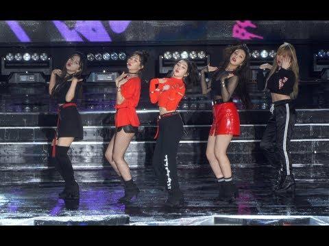 레드벨벳 Red Velvet Bad Boy 배드보이[4K 직캠]@락뮤직