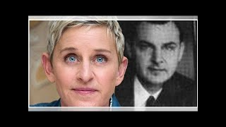 Ellen degeneres revealed who the father was dead at age 92