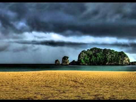 沙漠海---江淑娜