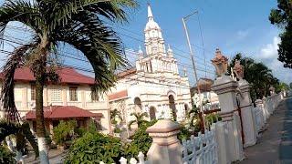 Tham Quan Nhà Thờ Cù Lao Giêng -H Chợ Mới - An Giang