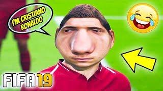 FIFA 19 FAILS - Funny Moments & Epic Goals #4 (Random Glitches & Bugs Compilation)