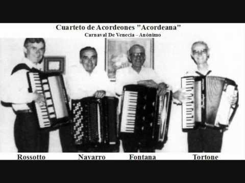 Carnaval De Venecia - Anónimo