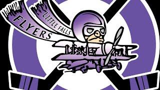 2021-01-19 Varsity Hockey - Little Falls Flyers vs Princeton