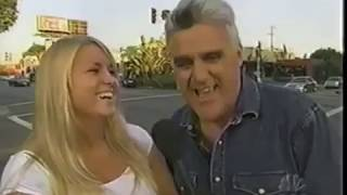 Jay Leno JayWalking: Do Pickup Lines Work?