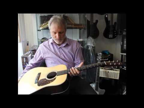 Guitar Review: Martin HD-28