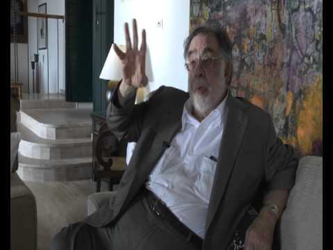 Francis F. Coppola in Villa Agave Dubrovnik.avi