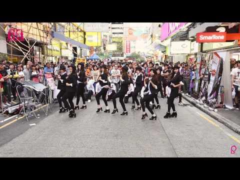 [Sosius x EchoDanceHK] 140419 Girls' Generation 'Mr.Mr.' Flash mob Dance Event
