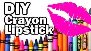 Crayon Lipstick - Man Vs Youtube #1
