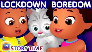 Chika's Picnic at Home Idea - ChuChu TV Storytime Good Habits Bedtime Stories for Kids