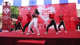 [FTU's Day 2018] Cuộc thi nhảy SYFOTIA - Á quân - K56DE