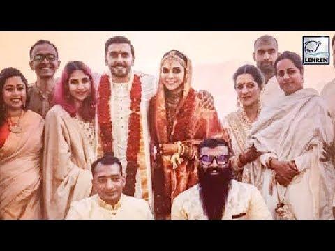 LIVE UPDATES: Deepika Padukone-Ranveer Singh Wedding Highlights From Day 2 In Italy