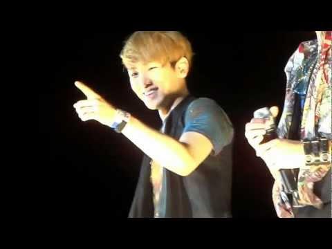 120626 EXPO Pop Stage  SHINee  Key&Minho