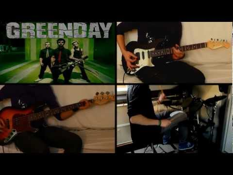 Green Day - The static age instrumental band cover