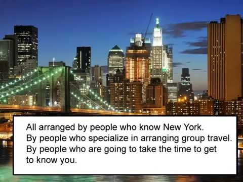 All Tickets: For New York Group Trips