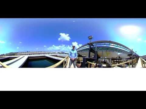 360 View of the Sorek Desalination Plant