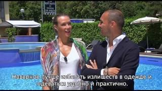 Учебное видео для русских туристов в Италии