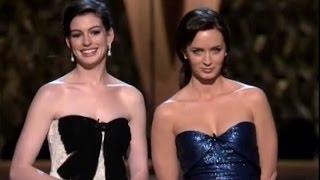 Marie Antoinette Wins Costume Design: 2007 Oscars