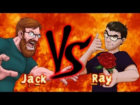 VS Episode 9 - Jack Vs. Ray - Smashpipe Games Video