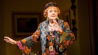 Angela Lansbury in Noël Coward's Blithe Spirit