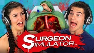 SURGEON SIMULATOR (CO-OP) (REACT: Gaming)