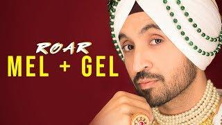 MEL GEL : DILJIT DOSANJH ( Official Audio ) ft.Gurlez Akhtar    Jatinder Shah   Ranbir Singh