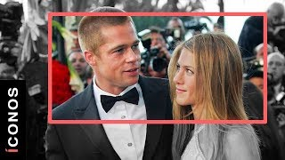 Cuando Jennifer Aniston descubrió el engaño de Brad Pitt
