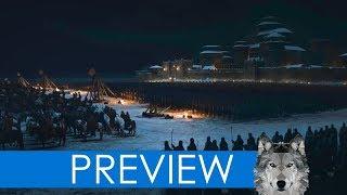 GAME OF THRONES: STAFFEL 8 - Preview zur großen Schlacht!
