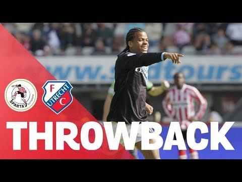 HIGHLIGHTS | Sparta Rotterdam - FC Utrecht (2009/2010)