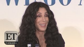 Why Cher Was Terrified On Set Of Mamma Mia