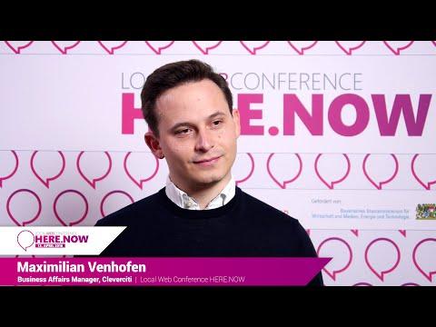 Interview: Maximilian Venhofen über des Ende der Parkplatzsuche