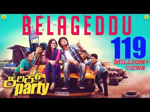 Belageddu - Kirik Party | Rakshit Shetty | Rashmika Mandanna | Vijay Prakash | B Ajaneesh Lokanath