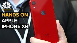 Apple iPhone XR First Look