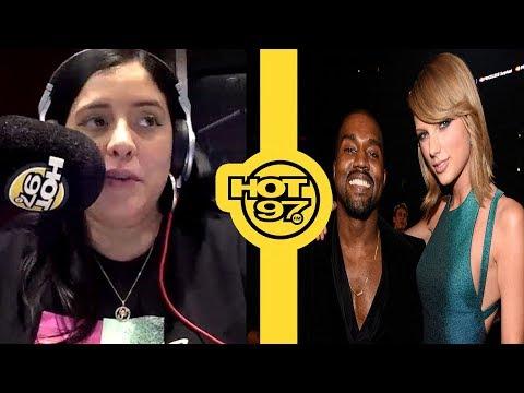 Kim Kardashian Claps Back At Taylor Swift Following Full Leaked Kanye West Call