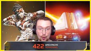 Opening 420 Apex Legends Packs In Season 9 Legacy