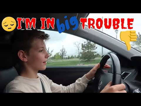 I FAILED MY DRIVING TEST🙄