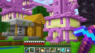 Minecraft, But Structures Spawn Every Minute...