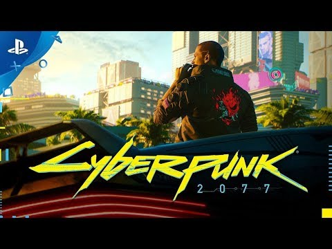 Cyberpunk 2077 | Officile E3 2018-trailer | PS4
