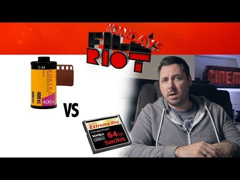 Mondays: Film Vs. Digital & Directing Romance! - Smashpipe Film