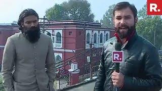 AMU Student Ajay Singh Speaks Exclusively To Republic TV | #NoticeForTirangaYatra