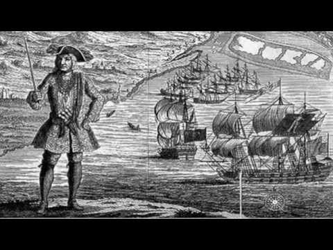 25 Most Feared Pirates To Ever Set Sail