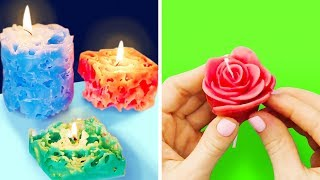 17 CHEAP WAYS TO MAKE YOUR OWN CANDLES
