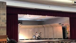 Joey drums: Blur Song 2