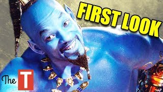 Aladdin: Get A First Look Into Disney's Live-Action Remake