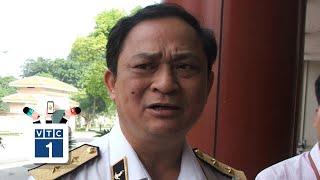 """Đô đốc Nguyễn Văn Hiến: Sai phạm """"chồng"""" sai phạm"""
